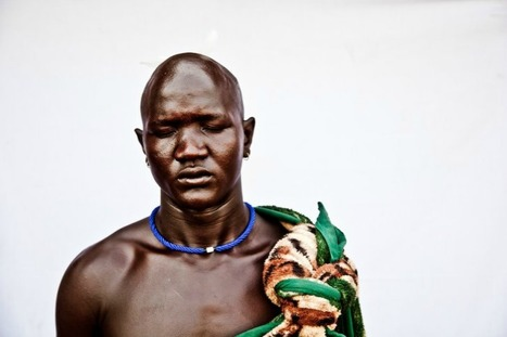 South Sudan: Yirol Cowboys by Tim Freccia | What's new in Visual Communication? | Scoop.it