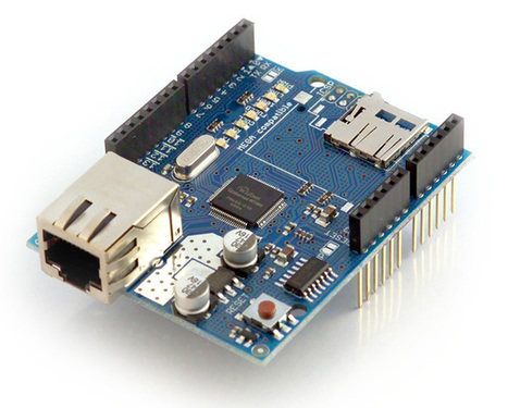 How to tweet with your Arduino | Arduino in the Classroom | Scoop.it