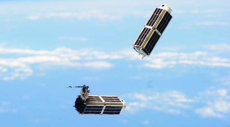 Big data a big market for small satellites | SpaceNews.com | The NewSpace Daily | Scoop.it