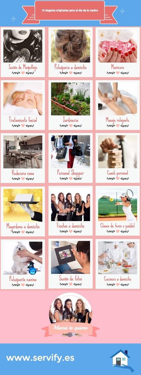 15 Regalos originales para el día de la madre | All  in Learning ;Todo en Formación | Scoop.it