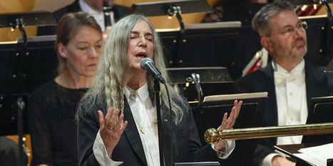 Prix Nobel : les mots de Bob Dylan, l'émotion de Patti Smith - le Monde | Bruce Springsteen | Scoop.it