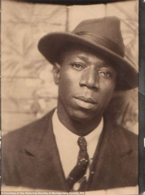 Rescued from the trash: Photo album of fascinating WWII portraits of African-American troops in Europe | Our Black History | Scoop.it
