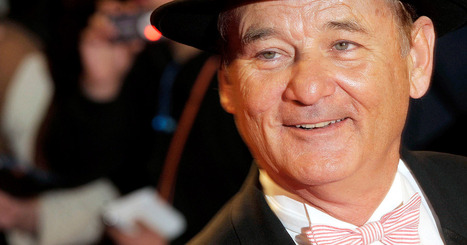Bill Murray, Internet Jester | On Hollywood Film Industry | Scoop.it