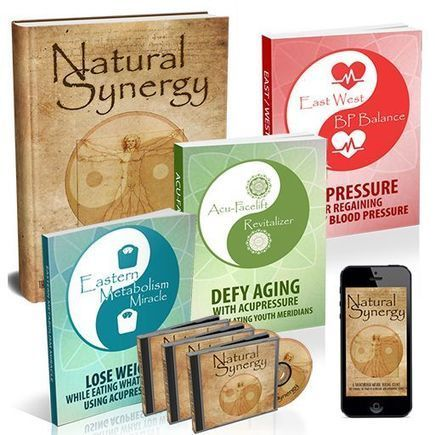 PDF Book Download: Natural Synergy System, by E