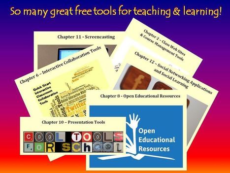 The NEW Free Education Technology Resources eBook is Out! | Onderwijs en digitalisering | Scoop.it