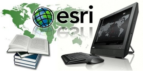 E-books Gratuitos da Esri sobre GIS | ArcGIS-Brasil | Scoop.it