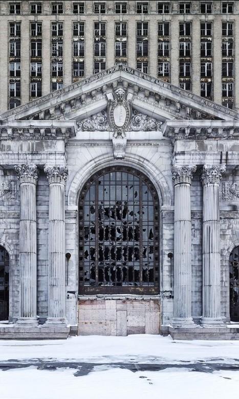 The Ruins of Detroit  x | Modern Ruins | Scoop.it