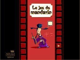 Jeu du mandarin - Découvrez l'écriture idéographique et idéo-phonographique   Remue-méninges FLE   Scoop.it