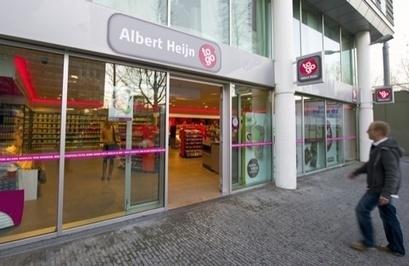 Cada creates new visual identity for Albert Heijn To Go   Corporate Identity   Scoop.it