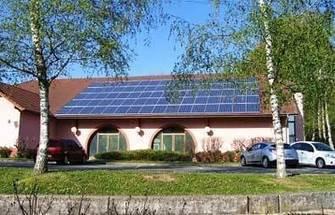 Cette commune n'utilise plus d'énergie fossile pour se chauffer | Nouveaux paradigmes | Scoop.it