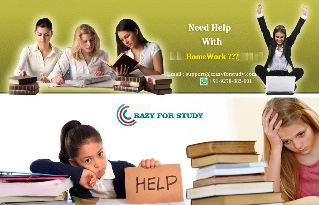 Why homework help