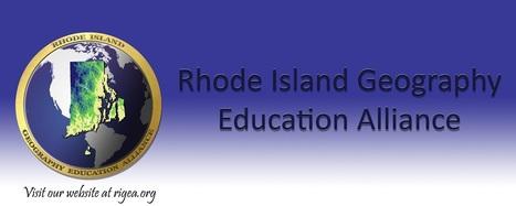 RIGEA | Rhode Island Geography Education Alliance | Scoop.it