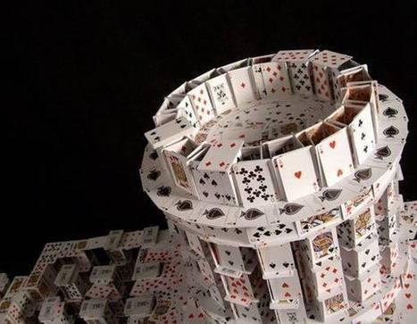 Non costruiamo castelli di carta | Io scrivo, leggo, bloggo, racconto, recensisco | Scoop.it