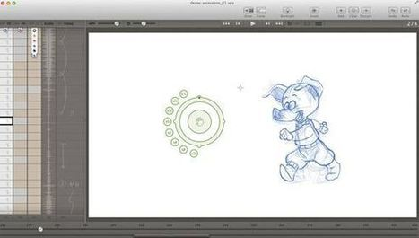 Animation Paper Aims To Be Easy-to-Use Software for Drawn Animation | Machinimania | Scoop.it