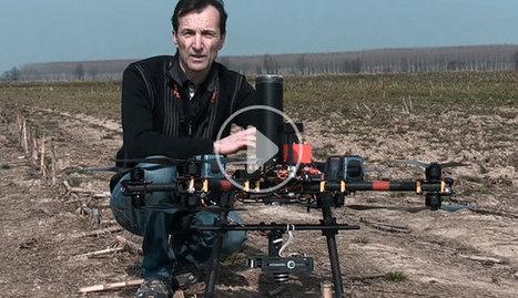 Drone, il contadino del cielo - Rai Expo | a little bit of italy and web resources | Scoop.it
