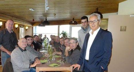 Les éleveurs de blonde d'Aquitaine se sont retrouvés | Louron Peyragudes Pyrénées | Scoop.it
