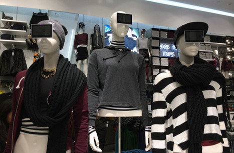 In-Store Tech, Sales Driver or Hype? | Arround real+digital, digital+fashion, etc | Scoop.it