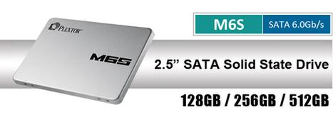PLEXTOR M6S SSD SATA 3 [128GB] - สินค้าไอที IT Accessories computer ราคาถูก : Inspired by LnwShop.com | สินค้าไอที,สินค้าไอที,IT,Accessoriescomputer,ลำโพง ราคาถูก,อีสแปร์คอมพิวเตอร์ | Scoop.it