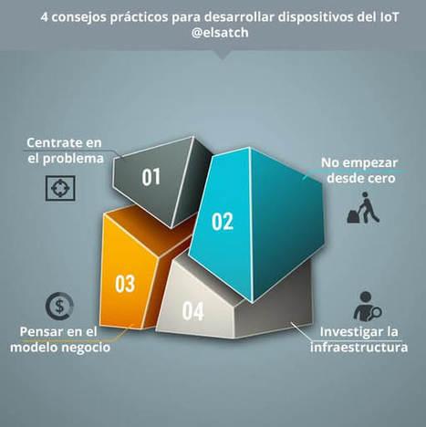 Cultura Maker e IoT con Cesar García de La Hora Maker | TIKIS | Scoop.it
