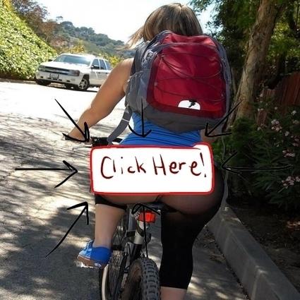 Transparent see through cycling shorts - 3 9