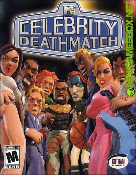 celebrity deathmatch pc game free download