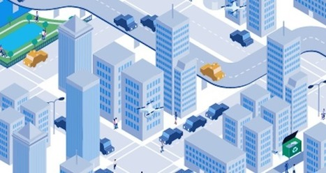 Smart City Development Examined By National League Of Cities | Tech and urban life | Scoop.it