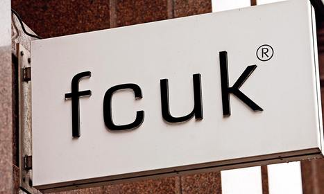 For fcuk's sake – brands are swearing more than ever   Marketing   Scoop.it