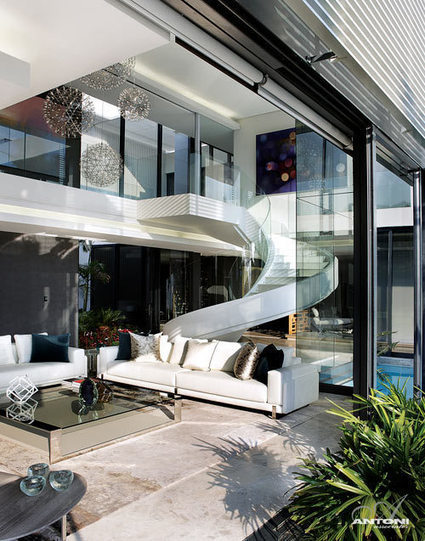 6th 1448 Houghton Residence ZM by SAOTA and Antoni Associates | Interior & Decor | Scoop.it