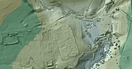 Les Découvertes Archéologiques: La télédétection par laser révèle des routes romaines oubliées en Angleterre   Monde antique   Scoop.it