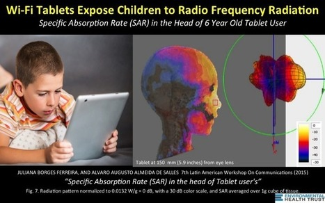 France's National Health Agency Calls for Reducing Children's Wireless Exposures | Health Supreme | Scoop.it