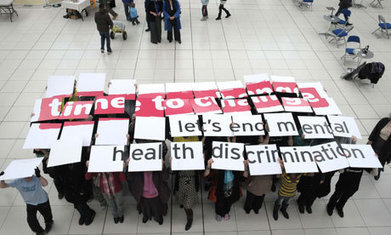 Mental health anti-stigma campaign fails to shift health professionals' attitudes | Psychology Professionals | Scoop.it