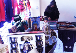 Handicap Handicrafts On Show | U.S. - Afghanistan Partnership | Scoop.it