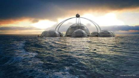 #SubBiosphere 2 - Concept #Design by @philpauley | #Design | Scoop.it