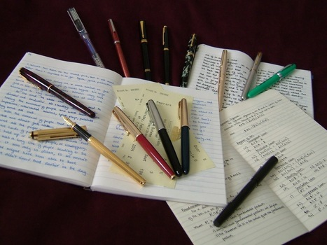 Journal Writing for Graduate Students - Inside Higher Ed (blog) | Journal For You! | Scoop.it