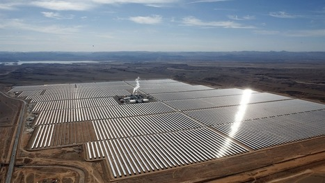Huge Moroccan solar plant promises to provide energy to 1 million | HCPV | Scoop.it