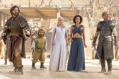 """You can't make """"Game of Thrones"""" on a YouTube budget: Why """"it's the best of times and the worst of times"""" for prestige TV   Transmedia: Storytelling for the Digital Age   Scoop.it"""