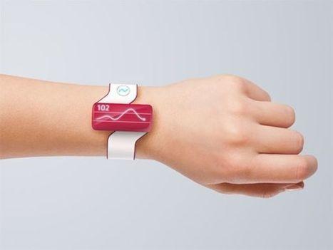 Un bracelet connecté pour mesurer la glycémie des patients diabétiques - Blog High-Tech | Actualités & Tendances | Scoop.it