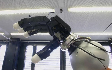 Could this catching robot be the answer to space debris? | Tout est relatant | Scoop.it
