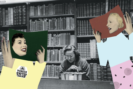 How campus libraries became the place to read, pray, learn | Libraries and eLearning | Scoop.it