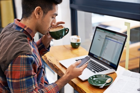 The Freelancing Economy Has Seen Epic Growth | Travailleurs freelance | Scoop.it