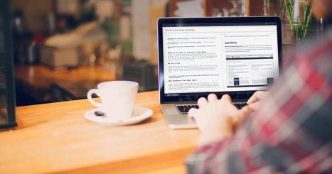 Ghost: Just a Blogging Platform | Outils et pratiques du web | Scoop.it