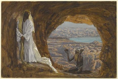 Gospel of Mark 1 12-15 - Articles, Commentaries