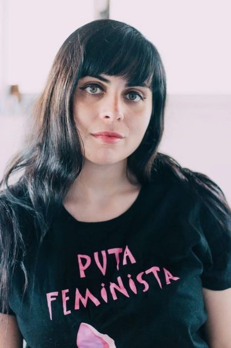 """Soy prostituta y feminista"" 