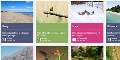 Metro User Interface: Description and Web Design Examples | Expertiential Design | Scoop.it