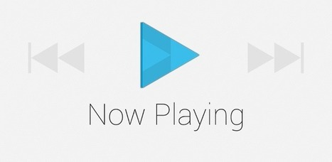 Now Playing: Music Player - Applications Android sur GooglePlay | Android Apps | Scoop.it