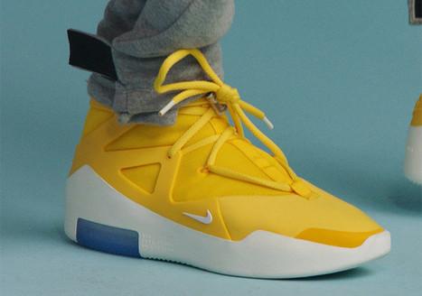 Nike Air Fear Of God 1 Release Info |