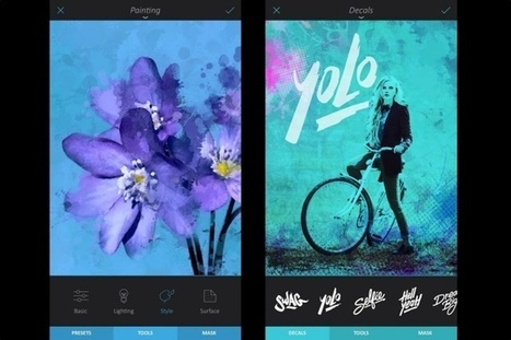 Enlight is a powerful Photoshop-like app, minus the steep learning curve - Digital Trends | PHOTOS ON THE GO | Scoop.it
