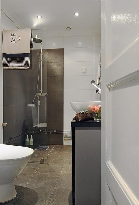 Décorer son petit appartement en optimisant l'espace | Le site de ... | mobilier salle de bain | Scoop.it