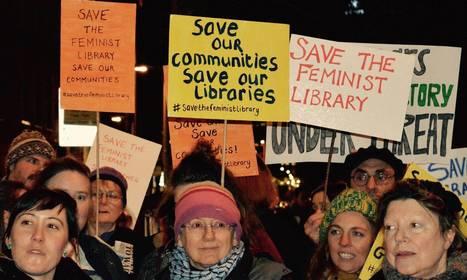 La bibliothèque féministe de Londres expulsée de ses locaux   Trucs de bibliothécaires   Scoop.it
