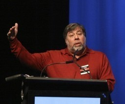 Apple co-founder Wozniak discusses importance of self-learning and mobile in letter to student | Thinking, Learning, and Laughing | Scoop.it